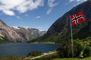 Pracując w Norwegii, codziennie będziemy mogli podziwiać piękno tutejszej natury. :)
