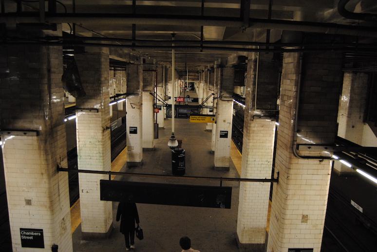 Jedna ze stacji metra.