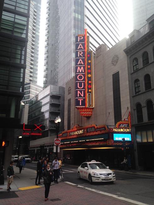 Paramount Studio.