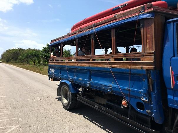 dala dala Zanzibar
