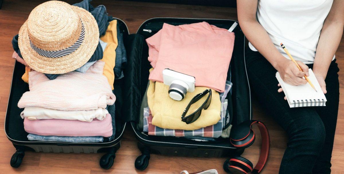 Co zabrać na wakacje? – Gotowa lista rzeczy na wyjazd