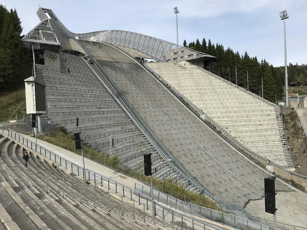 Skocznia narciarska Holmenkollen w Oslo