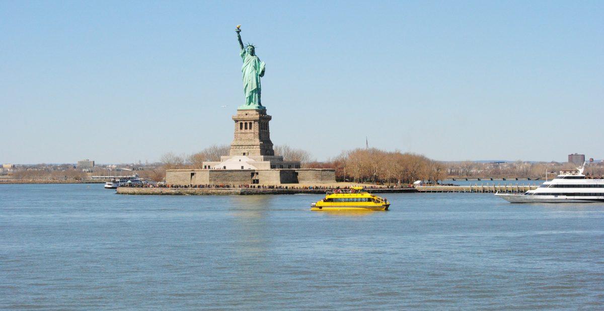 Statua Wolności za darmo – prom na Staten Island