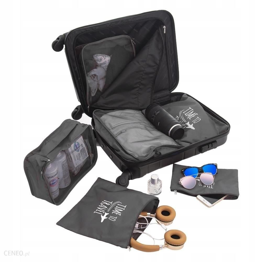 Organizer podróżny na ubrania (do walizki)